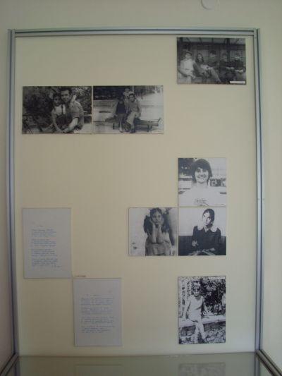 Табло от експозицията (5) - Къща музей Петя Дубарова - Бургас