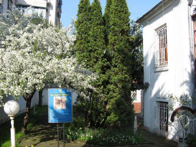 Къща Музей Петя Дубарова в град Бургас